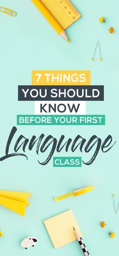 For every language I've ever studied seriously including Italian, French, Afrikaans and now Norwegian, I've attended language classes. There is very little to no information out there on what to expect in your first language class.