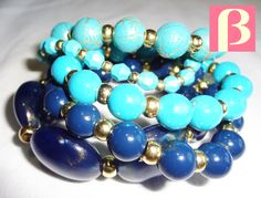Azul e marinho