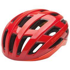 Louis Garneau 2017/18 Heros Mips RTR Road/MTB Cycling Helmet - 1405569 (RED/Orange - L)