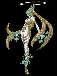 Bayonetta: Character Art