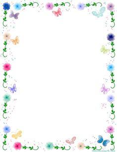 [도안::이미지] 다양한 테두리 라인 이미지 :: 예쁜 메모지 : 네이버 블로그