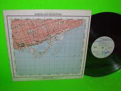 MARTHA AND THE MUFFINS METRO MUSIC 1980 VINTAGE VINYL LP SYNTH-POP ECHO BEACH #SynthPop #MarthaAndTheMuffins