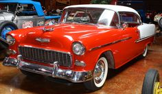 1955 Chevrolet Bel Air, oh yeah! 1955 Chevy, 1955 Chevrolet, Chevrolet Bel Air, Ground Transportation, Unique Cars, Buick, Old Cars, Custom Cars, Cadillac