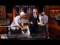 The Tonight Show Starring Jimmy Fallon: Jeremy Wade Brings River Monsters to Jimmy, Will Forte and Adam Horovitz