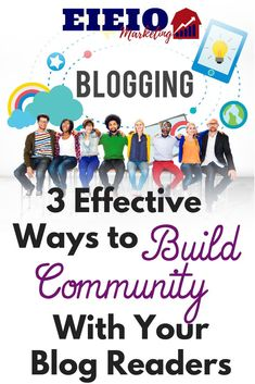A great blog has a community build around it.  Ready to create yours?