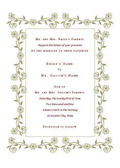 word wedding program free template wedding dreams pinterest