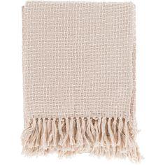 Surya Tierney Pale Pink Throw Blanket ($40) ❤ liked on Polyvore featuring home, bed & bath, bedding, blankets, light pink bedding, woven blanket, pale pink bedding, soft pink bedding and pale pink throw