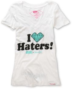 Gotta love the HATERS!