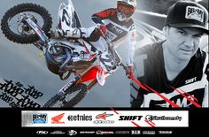 chad reed two two motorsports....i love this man