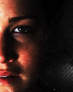 """The moment a Tribute becomes a Victor."".... The moment a girl becomes the Mockingjay."