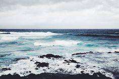 Maui beach / photo by Chaunte Vaughn