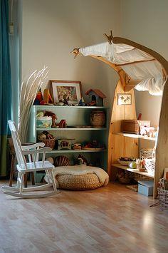 Beautiful Nursery Images, great ideas!