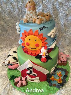 My Farm House Cake