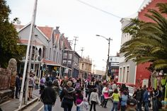 Street scene, Obeservatory, Cape Town, South Africa, June 2013 by Karin Henriques