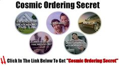 Cosmic Ordering Secrets - Cosmic Ordering Secrets Review youtu.be/PXK2IFOT9tkhttp://cosmicorderingsecretnews.blogspot.com.co/ 3 Steps To Living A Life Full Of Abundance