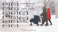 Personal stories fuse together as man and bird in a cinematic commentary on immigration. ---------- An animated documentary by Daphna Awadish. Short Film Festivals, Usa 2016, E Motion, Student Awards, Cool Animations, Art Plastique, Documentaries, Cinema, Journey