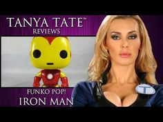 Here is my review of Marvel Comics' the Iron Man POP vinyl figure from Funko. Iron Man also known to some as the Golden Avenger was created in 1963 by Stan Lee. Iron Man has always been popular, but his recent movies have made him one of Marvel's top superheroes.  I like the classic Iron Man look that this figure has.