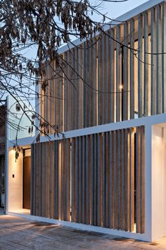 by SMF Arquitectos