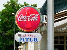 Coke pit stop