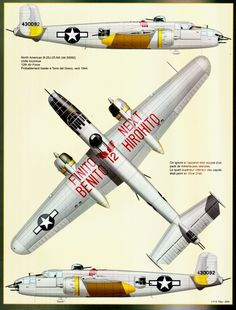Aéro Journal N°24 - B-25J-25-NA http://maquettes-avions.hautetfort.com/archive/2011/06/08/aerojournal.html