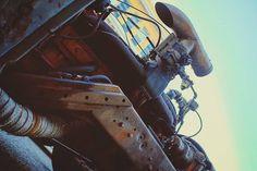 #art #abstract #form #shape #photography #amateurphotography #carphotography #industrial #metal #steel #ratrod #car #carshow #hotrod #rustic #rusty #rust by bakintoast