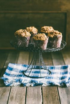 Triple Walnut Muffins (Souvlaki For The Soul)