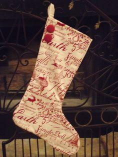 Toile stocking