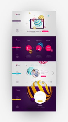 Web design inspiration web layout 30 Marketing Landing Pages. A great way to learn web design! Typography in Web Design Site Web Design, Web Design Tips, Best Web Design, Design Strategy, Web Design Company, App Design, Design Ideas, Website Design Inspiration, Web Layout