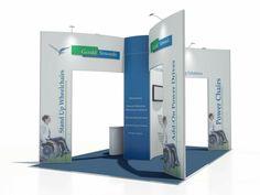 ISOframe Exhibit Exhibition Stand