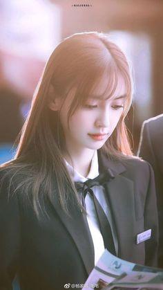 Beautiful Chinese Women, Beautiful Japanese Girl, Beautiful Girl Photo, Beautiful Asian Girls, Cute Asian Girls, Cute Girls, Cool Girl, Chica Fantasy, Angelababy