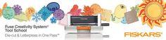 My Craft Channel: Fiskar's HUGE Giveaway Details