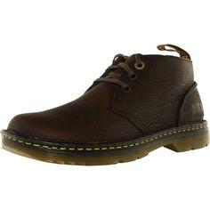Dr. Martens Men's Sussex Ankle-High Leather Boot #leather #boot #high #ankle #mens #sussex #martens