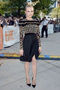 The New Rules in Party Style: Diane Kruger