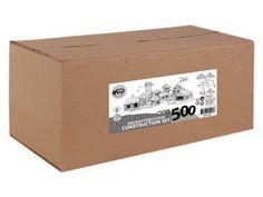 Holzspielzeug - Baukasten-System - Baukasten 500