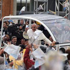 """Wallfahrtsort in Brasilien: """"Vergängliche Götzen"""" erzürnen den Papst - SPIEGEL ONLINE"""