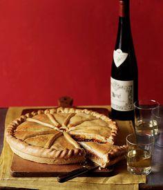 Sardine empanada :: Gourmet Traveller