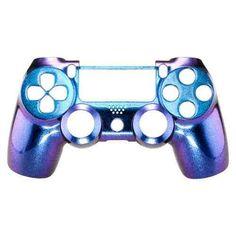 ModFreakz™ Front Shell Chameleon Blue Purple For PS4 Gen 4,5 V2 Controller