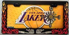 "1 , Quartz Clock, on, "" LOS ANGELES, LAKERS "", Metal Sign, on, Metal, Exhaust Flames, Frame,,11A4.3&2A4.8,,,SHIPPED USPS,,,,,,,,, by ASTRODEALS, http://www.amazon.com/dp/B00FPQNU74/ref=cm_sw_r_pi_dp_p3YAsb0R9YWJY"