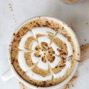 Autumn Spiced Latte | Lovejoy Bakers | Portland Bakery | Latte Art |