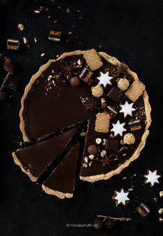 Sweets Cake, Foodblogger, Frugal Meals, Muffins, Baking, Christmas, Pie, Chocolates, Gingerbread