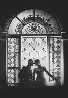 Amazing shot inside Disney's Wedding Pavilion against the intricate window. Photo: Ali, Disney Fine Art Photography