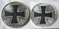 Hobo Nickel Silver Iron Cross Hand Carved German Third Reich 2 Mark 1939 Coin | eBay resman