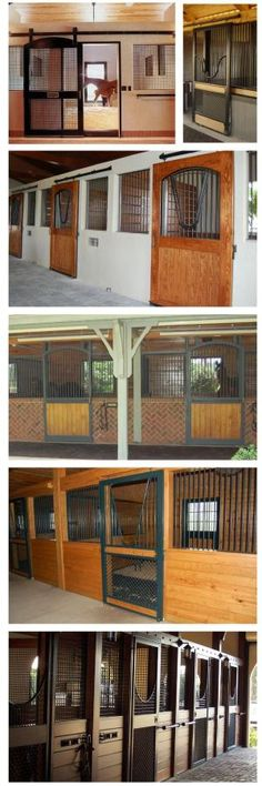 Horse stall ideas by lucia