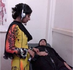 doctHERs uses tech to provide healthcare to Pakistani women. Video Link, Pakistani, Health Care, Innovation, Bomber Jacket, Tech, Design, Women, Fashion