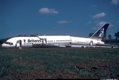 Boeing 757-204 aircraft picture
