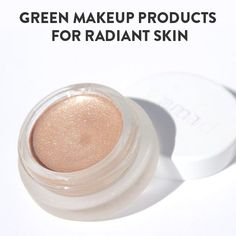 Green Makeup Products for Radiant Skin — Speyeral Beauty Green Makeup, Radiant Skin, Glowing Skin, Sephora, Beauty Makeup, Skincare, Eyeshadow, Healing, Posts