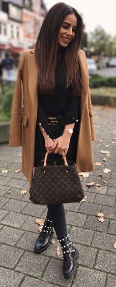40 Winter Outfits - Set 3 -#winteroutfits #winterstyle #winterfashion