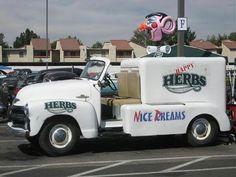 Cheech & Chong's Ice Cream Truck