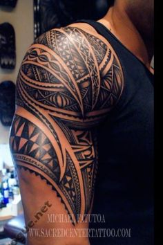 40 shoulder tattoo ideas for men and women- 40 Schulter Tattoo-Ideen für Männer und Frauen Polynesian tattoo tattoo ideas - Tongan Tattoo, Maori Tattoo Frau, Ta Moko Tattoo, Samoan Tattoo, Marquesan Tattoos, Tribal Shoulder Tattoos, Tribal Tattoos For Men, Mens Shoulder Tattoo, Tattoos For Women
