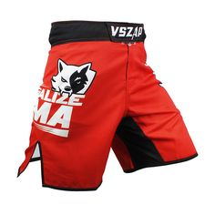 VSZAP LEGALIZE MMA Fightwear Boxing Trunks Motion Jiu-Jitsu Pants Bad Bo Muay Thai Training Boxer MMA Training Fight Shorts